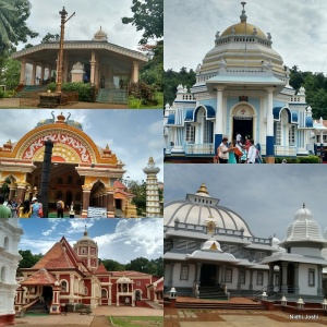 Five must visit temples in Goa
