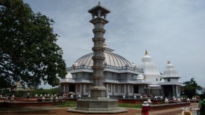 Mahalsa temple complex