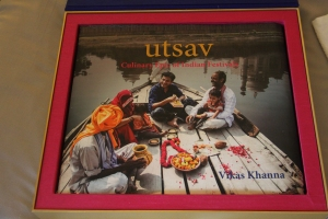 Utsav - the latest book by chef Vikas Khanna