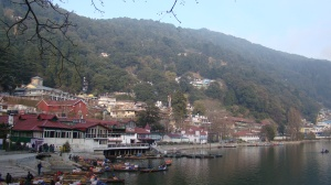 Naini Lake is the lifeline of Nainital