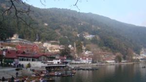 Naini Lake is the lifeline of Nainital