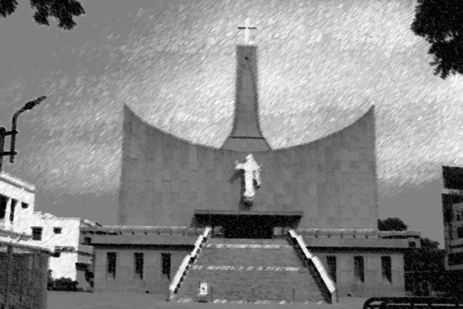 St Joseph Cathedral In Hazratganj