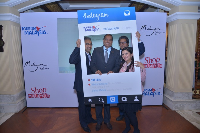 Launch of Instagram handle