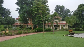 The cottages at NIMBA
