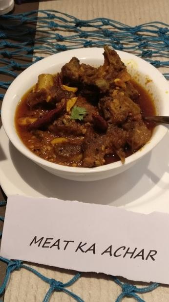 Meat Ka Achar
