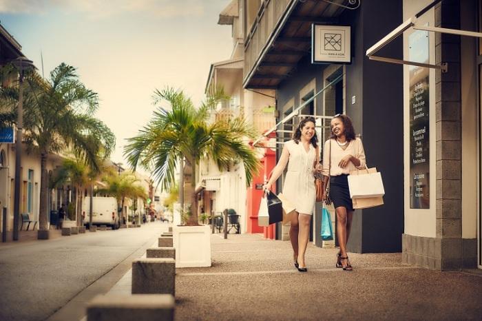 Shopping Saint Denis